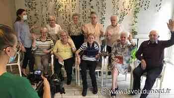 Lambersart : des seniors font le buzz avec leur vidéo pleine d'humour sur les préjugés - La Voix du Nord