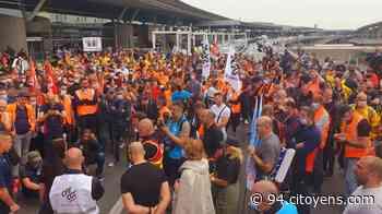 Orly: les salariés d'Aéroport de Paris en grève - 94 Citoyens