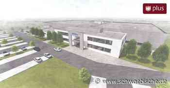 Röchling Industrial Laupheim will am künftigen Firmensitz in Burgrieden expandieren - Schwäbische
