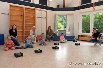 Angehende Schulkinder aus Herzebrock-Clarholz erforschen die digitalen Medien - Gütsel