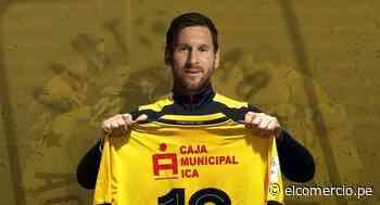 Messi fuera del Barcelona y no le faltan ofertas: Sport Boys, Cantolao y Vallejo también se interesan - El Comercio Perú