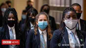 Call to scrap 'out of sync' school mask rules in Wales