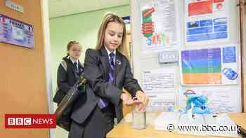 Covid: Number of positive isolating pupils unknown in England