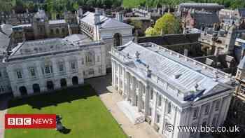 Cambridge University: In-person graduation returns