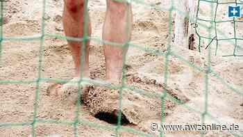 Beachhandball-Turnier: Beach-Tour macht bei HG Jever/Schortens Station - Nordwest-Zeitung