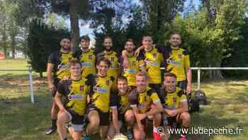 Rugby Club de Launaguet : Ils sont vice champions d'Occitanie de rugby à 5 - ladepeche.fr