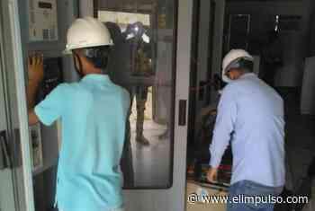 ▷ Corpoelec realizó trabajos de mantenimiento en subestación El Tocuyo #10May - El Impulso