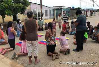 ▷ Habitantes de El Tocuyo elevan sus oraciones por la salud y bienestar de los venezolanos #4Abr - El Impulso