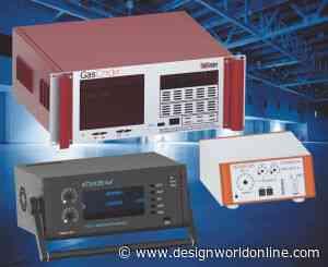 Metcase Aluminum enclosures for gas analysis electronics - Design World Network