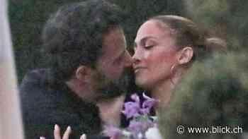 Jennifer Lopez und Ben Affleck planen bereits die Hochzeit - BLICK