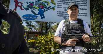 Cárcel para pandilleros que planearon asesinato del alcalde de San José Guayabal - ContraPunto