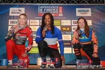 Championnats de France : Lempdes BMX Auvergne espère retrouver le goût de la victoire grâce à Axelle Etienne - Lempdes (63370) - La Montagne