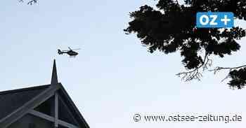 Nach Hubschraubereinsatz am Donnerstag über Zinnowitz: So lief die Suche - Ostsee Zeitung