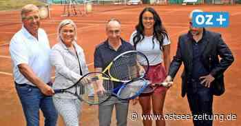 Zinnowitz will zum Top-Tennis-Standort werden: Neue Halle, mehr Events - Ostsee Zeitung