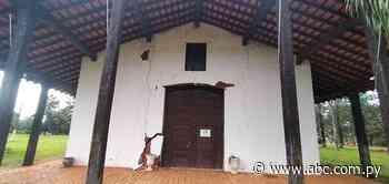 Autorizan restauración parcial del templo jesuita de San Joaquín - Nacionales - ABC Color