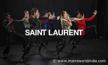 Saint Laurent Reveals Fall/Winter 2021 Collection Through The Power Of Dance - Man's World India