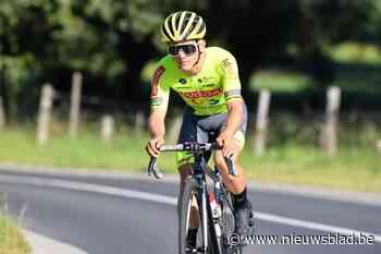 """Sébastien Van Poppel na Covid-19 knap vijfde: """"Goede lijn nu doortrekken"""""""