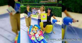 Die Anmeldung zum Sommerleseclub der Stadtbücherei Tettnang hat begonnen - Schwäbische
