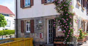 Holzgerlingen: Sanierungsarbeiten am Backhaus - Sindelfinger Zeitung / Böblinger Zeitung