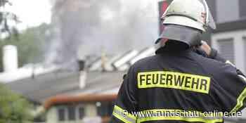 Lindlar: Schaden im sechsstelligen Bereich bei Großbrand entstanden - Kölnische Rundschau