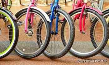 Biciclette all'asta a Locate Varesino: nessuno le reclama, il Comune le vende - Prima Como