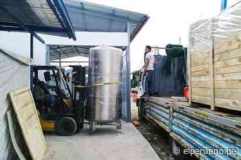 Planta de oxígeno importada por Legado llegó a Oxapampa para atención de pacientes covid-19 - El Peruano