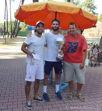 La Teste-de-Buch : l'open d'été de tennis démarre ce week-end - Sud Ouest