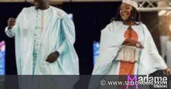 Pathé Sene et Adja en couple dans de magnifiques tenue (photos) - Actualité au Sénégal