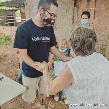 Fundación Corazón de Venezuela ayuda a adultos mayores y necesitados en Charallave - El Nacional