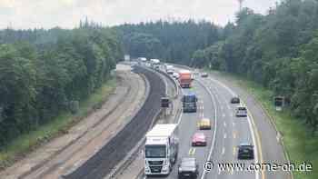 Sauerlandlinie A45 gleicht einer einzigen Baustelle - come-on.de
