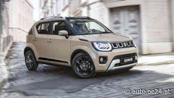 Suzuki Swift und Ignis in der Jacques Lemans Edition 2021 - AUTO oe.24