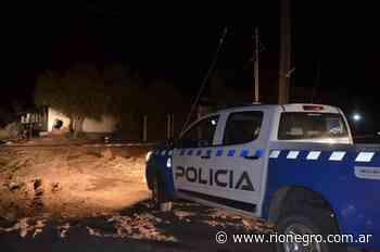 Dos muertos y una docente herida tras explosión en Aguada San Roque - Diario Río Negro
