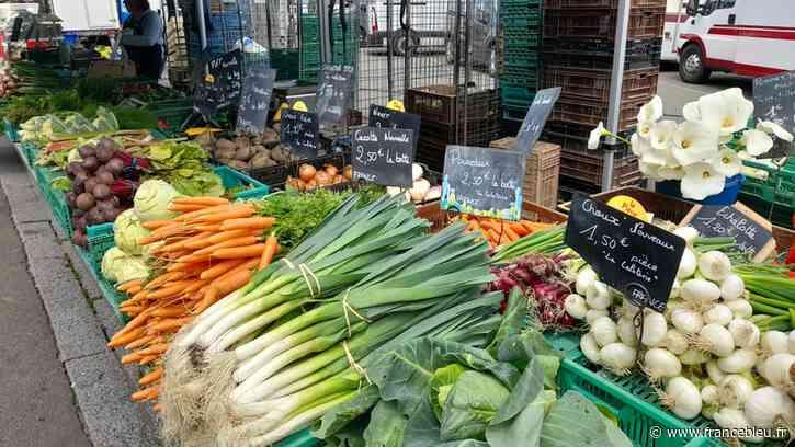 Le plus beau marché de France est à Etaples-sur-Mer ! - France Bleu