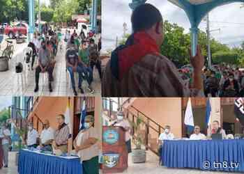 Presentan plan de producción 2021 en Corinto - TN8 Nicaragua