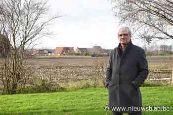 """Landbouwzone wordt gloednieuwe woonwijk met 47 huizen: """"Kave... (Koekelare) - Het Nieuwsblad"""