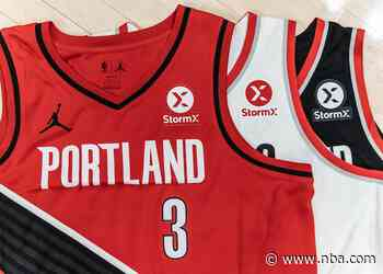 Trail Blazers Announce StormX As The First Cryptocurrency Jersey Patch Partner in the NBA