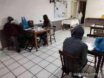 Laguna disponibiliza abrigo provisório para pessoas em situação de vulnerabilidade social - Sul. Agora