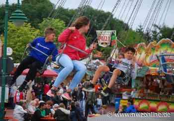 Volksfest findet statt Sande: Sande traut sich – und feiert - Nordwest-Zeitung