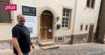 Tommy Weinz will in Meisenheim Brot-Manufaktur eröffnen - Allgemeine Zeitung