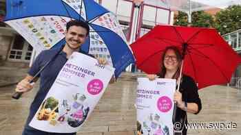 Freizeit Outletcity Metzingen: Party und Genuss: Im Sommer gibt es viele Aktionen und Attraktionen in der Stadt - SWP