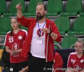 Matteo Corradini è il nuovo trainer biancorosso della Modula Casalgrande - romagnasport.com