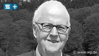 Firma Oventrop aus Olsberg und Brilon trauert um Georg Rump - Westfalenpost