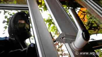 Zwei Einbrüche in Olsberg: Woran die Täter scheiterten - Westfalenpost