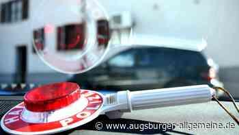 Unfallflucht in Jettingen-Scheppach: Polizei sucht Audifahrer - Augsburger Allgemeine