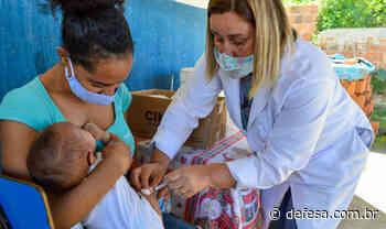 Prefeitura de Japeri promove ação para atualização da caderneta de vacinação - Defesa - Agência de Notícias