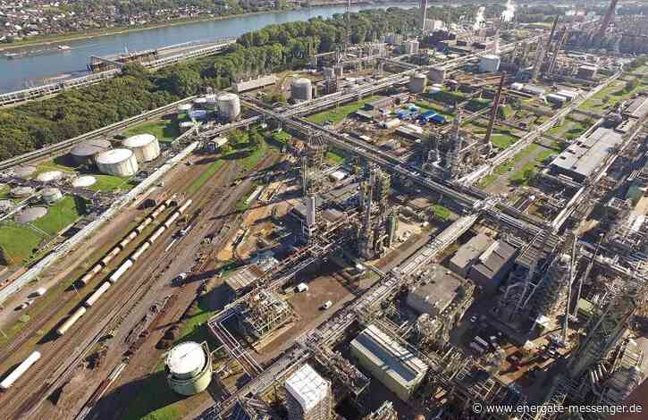 Shell eröffnet Wasserstoff-Elektrolyse in Wesseling - energate messenger+ - energate messenger