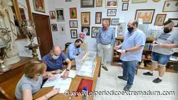 Luis Miguel González es reelegido presidente de la asociación de Santa Eulalia - El Periódico de Extremadura