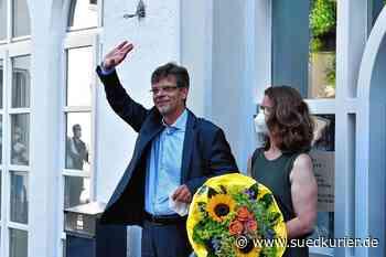Markdorf: Die Markdorfer haben Georg Riedmann in seinem Amt als Bürgermeister bestätigt. Hier gibt es den Newsticker vom Wahltag zum Nachlesen - SÜDKURIER Online