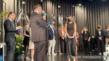 Abitur in Westerstede: Starker Jahrgang trotz Corona - Nordwest-Zeitung