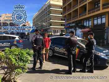 Persiguen a un ladrón por las calles del Puerto de la Cruz - Diario de Avisos